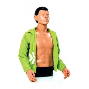 Mannequin de secourisme AmbuMan Wireless Torse