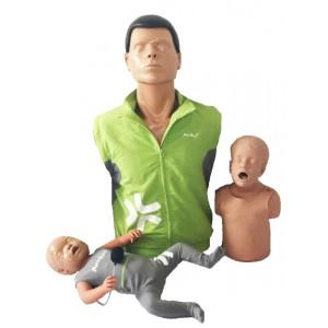 Pack mannequins de secourisme Ambu Standard