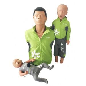 Pack mannequins de secourisme Ambu Standard +