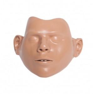 Peau de visage