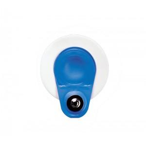 Electrode Ambu Blue Blue Sensor M-00-S avec bouton pression excentré