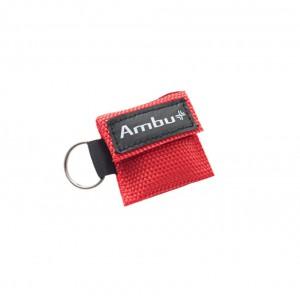 Life-Key étui souple rouge
