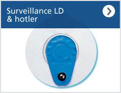 Surveillance longue durée et Holter
