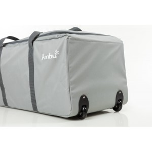 Sac de transport Ambu Gris