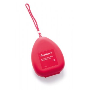 Ambu Rescue Mask ss connection O2